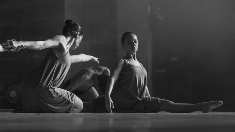 Prestation de 2 danseuses