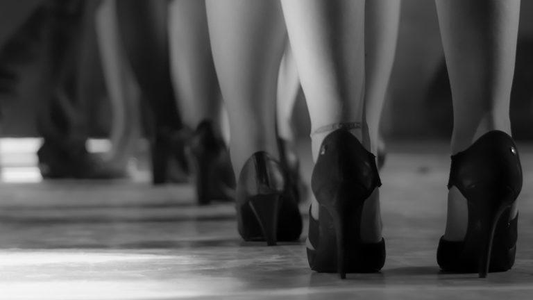 Détail sur les danseuses