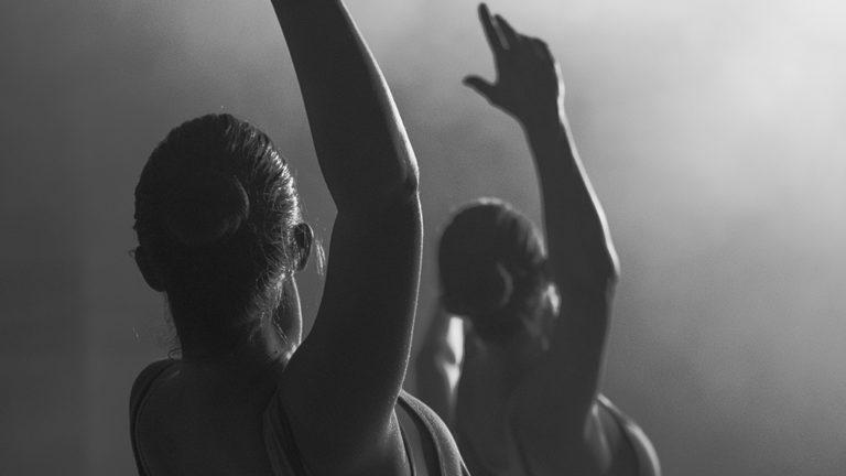 Détail sur les danseurs